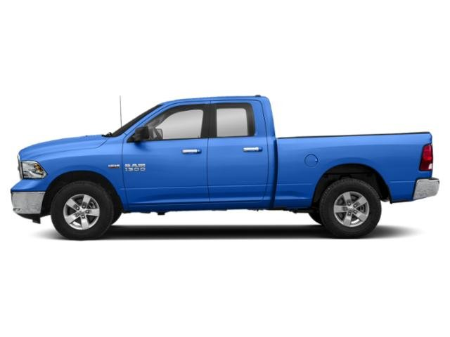 New Holland Blue 2019 Ram Truck 1500 Classic Pictures 1500 Classic SLT 4x4 Quad Cab 6'4 Box photos side view