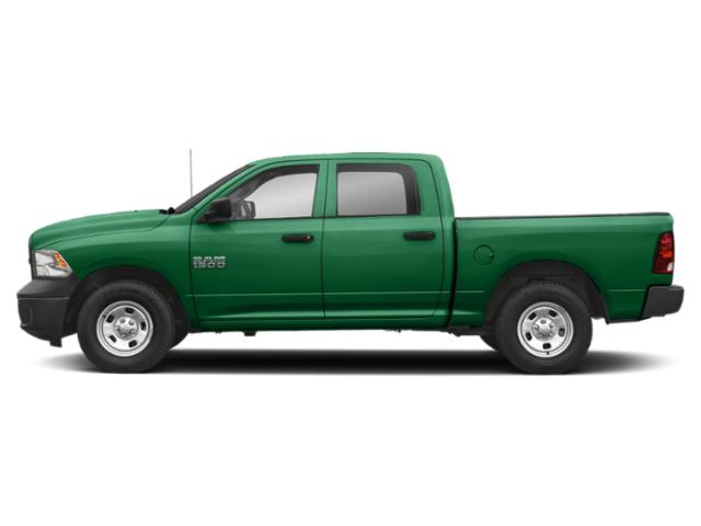 Bright Green 2019 Ram Truck 1500 Classic Pictures 1500 Classic Tradesman 4x2 Crew Cab 6'4 Box photos side view