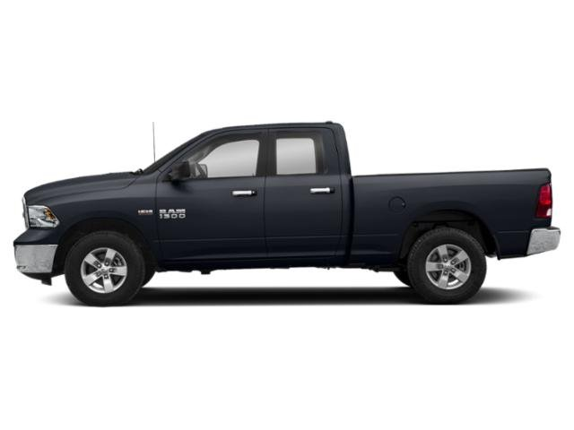 Midnight Blue Pearlcoat 2019 Ram Truck 1500 Classic Pictures 1500 Classic Lone Star 4x2 Quad Cab 6'4 Box photos side view