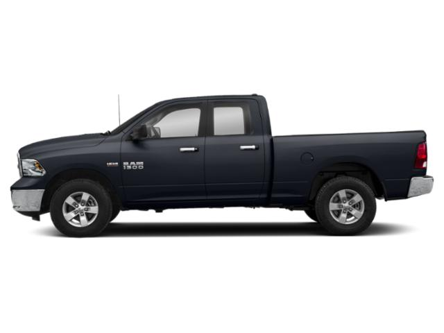 Midnight Blue Pearlcoat 2019 Ram Truck 1500 Classic Pictures 1500 Classic SLT 4x4 Quad Cab 6'4 Box photos side view