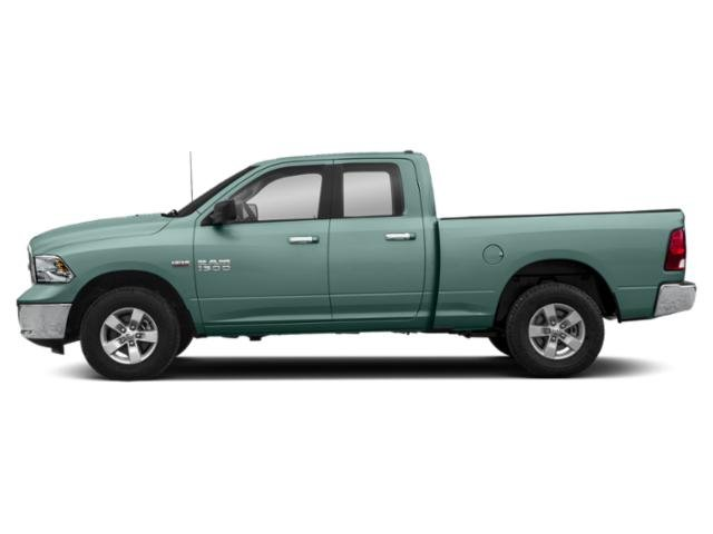 Light Green 2019 Ram Truck 1500 Classic Pictures 1500 Classic Lone Star 4x2 Quad Cab 6'4 Box photos side view
