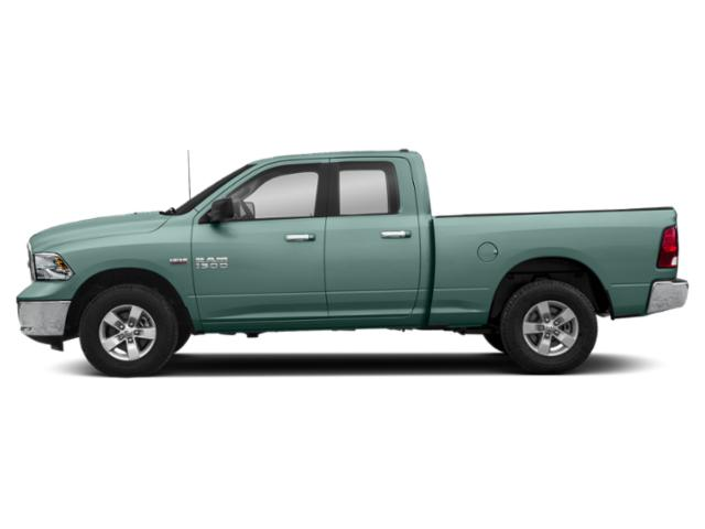 Light Green 2019 Ram Truck 1500 Classic Pictures 1500 Classic SLT 4x4 Quad Cab 6'4 Box photos side view