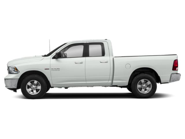 Bright White Clearcoat 2019 Ram Truck 1500 Classic Pictures 1500 Classic Lone Star 4x2 Quad Cab 6'4 Box photos side view