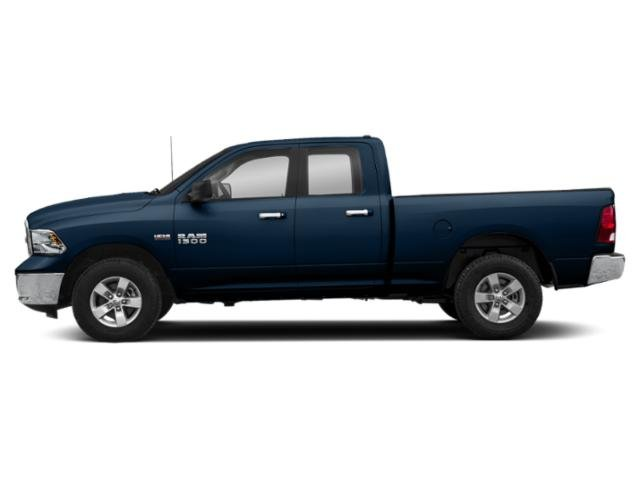 Patriot Blue Pearlcoat 2019 Ram Truck 1500 Classic Pictures 1500 Classic SLT 4x4 Quad Cab 6'4 Box photos side view