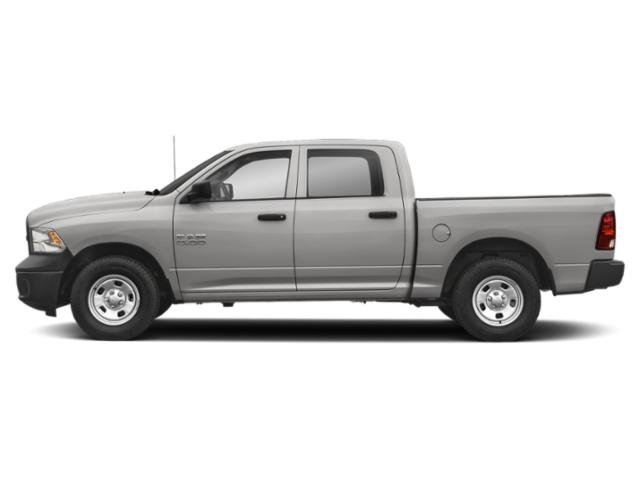 Bright Silver Metallic Clearcoat 2019 Ram Truck 1500 Classic Pictures 1500 Classic Tradesman 4x2 Crew Cab 6'4 Box photos side view