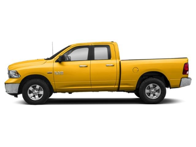 Yellow 2019 Ram Truck 1500 Classic Pictures 1500 Classic Express 4x4 Quad Cab 6'4 Box photos side view