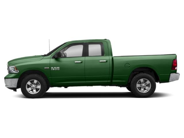 Tree Green 2019 Ram Truck 1500 Classic Pictures 1500 Classic Express 4x4 Quad Cab 6'4 Box photos side view
