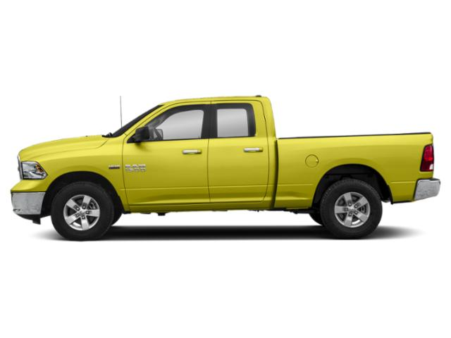 National Safety Yellow 2019 Ram Truck 1500 Classic Pictures 1500 Classic Tradesman 4x4 Quad Cab 6'4 Box photos side view