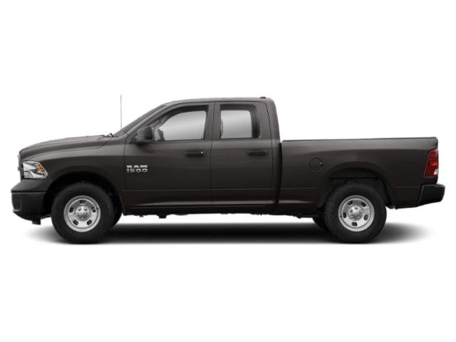 Granite Crystal Metallic Clearcoat 2019 Ram Truck 1500 Classic Pictures 1500 Classic Express 4x4 Quad Cab 6'4 Box photos side view
