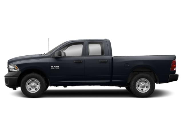 Midnight Blue Pearlcoat 2019 Ram Truck 1500 Classic Pictures 1500 Classic Tradesman 4x4 Quad Cab 6'4 Box photos side view