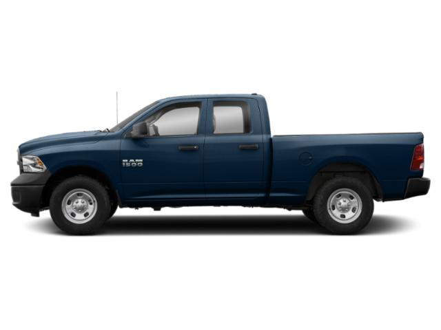Patriot Blue Pearlcoat 2019 Ram Truck 1500 Classic Pictures 1500 Classic Express 4x4 Quad Cab 6'4 Box photos side view