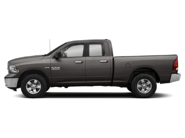Granite Crystal Metallic Clearcoat 2019 Ram Truck 1500 Classic Pictures 1500 Classic SLT 4x4 Quad Cab 6'4 Box photos side view