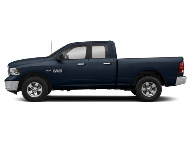 True Blue Pearlcoat 2019 Ram Truck 1500 Classic Pictures 1500 Classic Big Horn 4x2 Quad Cab 6'4 Box photos side view