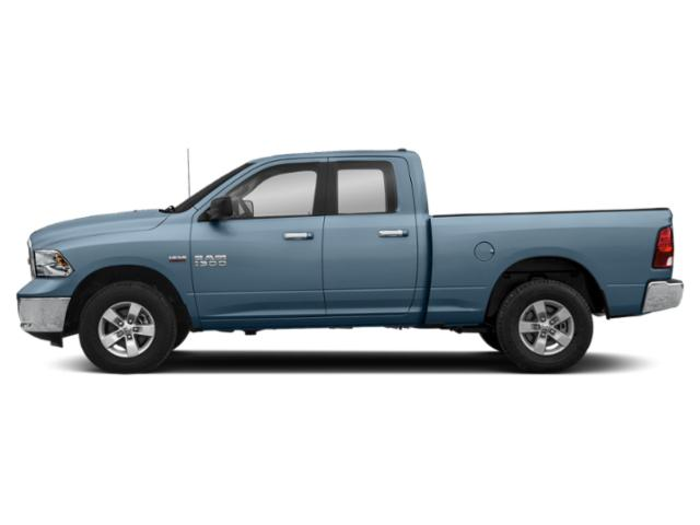 Robin Egg Blue 2019 Ram Truck 1500 Classic Pictures 1500 Classic Big Horn 4x2 Quad Cab 6'4 Box photos side view
