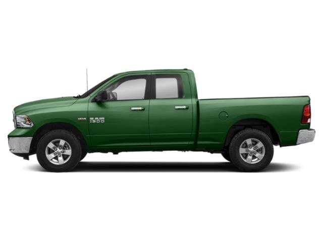 Tree Green 2019 Ram Truck 1500 Classic Pictures 1500 Classic SLT 4x4 Quad Cab 6'4 Box photos side view