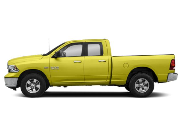 National Safety Yellow 2019 Ram Truck 1500 Classic Pictures 1500 Classic Big Horn 4x2 Quad Cab 6'4 Box photos side view