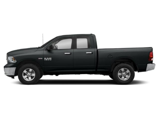 Maximum Steel Metallic Clearcoat 2019 Ram Truck 1500 Classic Pictures 1500 Classic Big Horn 4x2 Quad Cab 6'4 Box photos side view