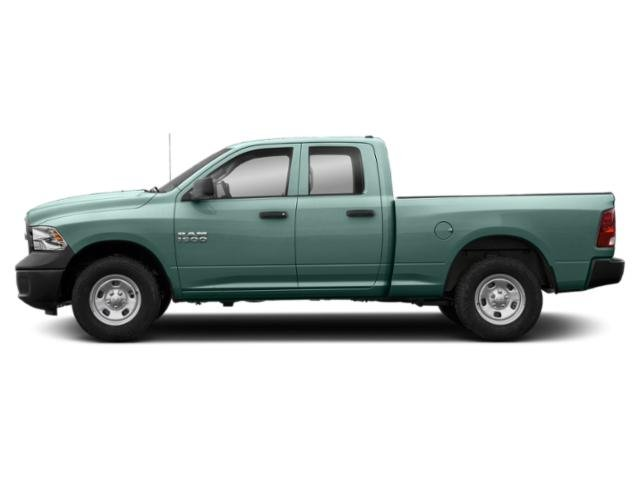 Light Green 2019 Ram Truck 1500 Classic Pictures 1500 Classic Big Horn 4x2 Quad Cab 6'4 Box photos side view