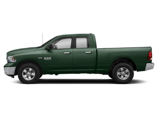Timberline Green Pearlcoat 2019 Ram Truck 1500 Classic Pictures 1500 Classic Big Horn 4x2 Quad Cab 6'4 Box photos side view