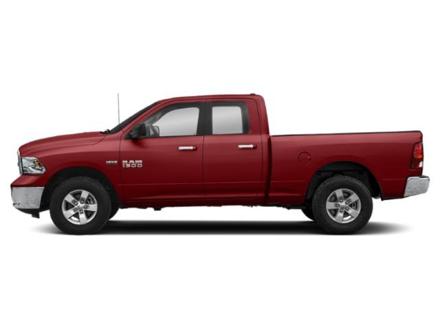 Flame Red Clearcoat 2019 Ram Truck 1500 Classic Pictures 1500 Classic Big Horn 4x2 Quad Cab 6'4 Box photos side view