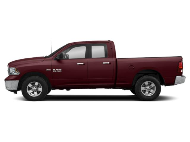 Delmonico Red Pearlcoat 2019 Ram Truck 1500 Classic Pictures 1500 Classic Big Horn 4x2 Quad Cab 6'4 Box photos side view