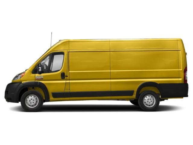 Broom Yellow Clearcoat 2019 Ram Truck ProMaster Cargo Van Pictures ProMaster Cargo Van 3500 High Roof 159 WB EXT photos side view