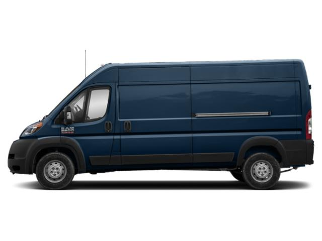 Patriot Blue Pearlcoat 2019 Ram Truck ProMaster Cargo Van Pictures ProMaster Cargo Van 3500 High Roof 159 WB photos side view