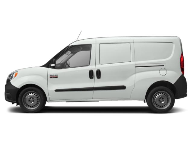 Bright White 2019 Ram Truck ProMaster City Cargo Van Pictures ProMaster City Cargo Van Tradesman SLT Van photos side view