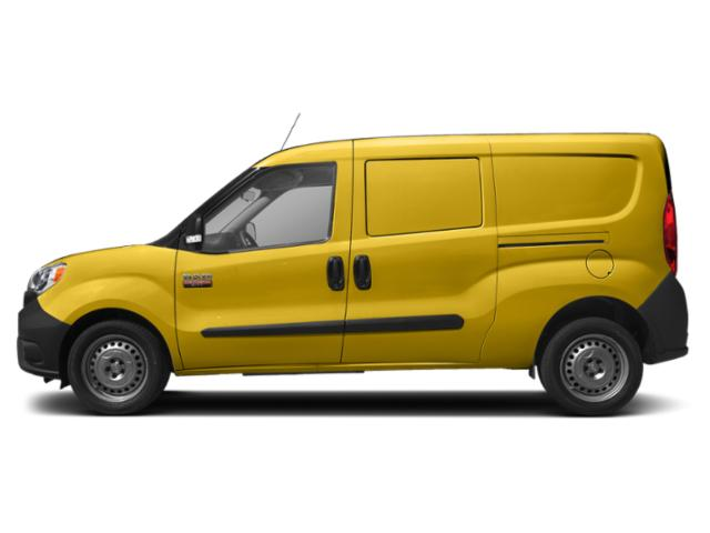 Broom Yellow 2019 Ram Truck ProMaster City Cargo Van Pictures ProMaster City Cargo Van Tradesman SLT Van photos side view