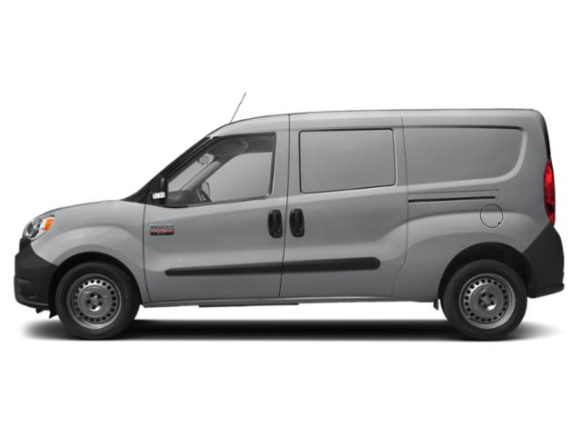 Silver Metallic 2019 Ram Truck ProMaster City Cargo Van Pictures ProMaster City Cargo Van Tradesman SLT Van photos side view