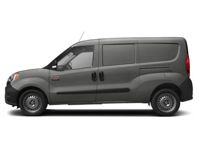 Quartz Grey Metallic 2019 Ram Truck ProMaster City Cargo Van Pictures ProMaster City Cargo Van Tradesman SLT Van photos side view