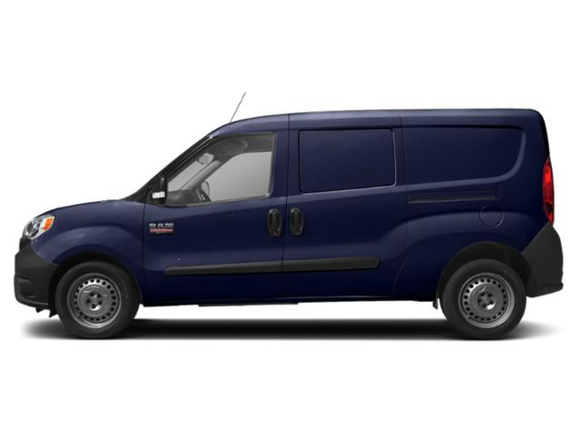 Blue Night Metallic 2019 Ram Truck ProMaster City Cargo Van Pictures ProMaster City Cargo Van Tradesman SLT Van photos side view