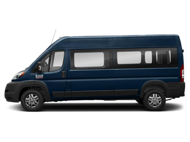 Patriot Blue Pearlcoat 2019 Ram Truck ProMaster Window Van Pictures ProMaster Window Van 3500 High Roof 159 WB EXT photos side view