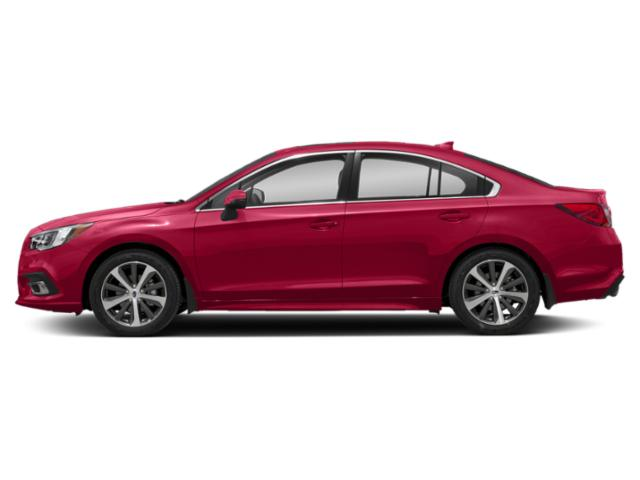 Crimson Red Pearl 2019 Subaru Legacy Pictures Legacy 3.6R Limited photos side view