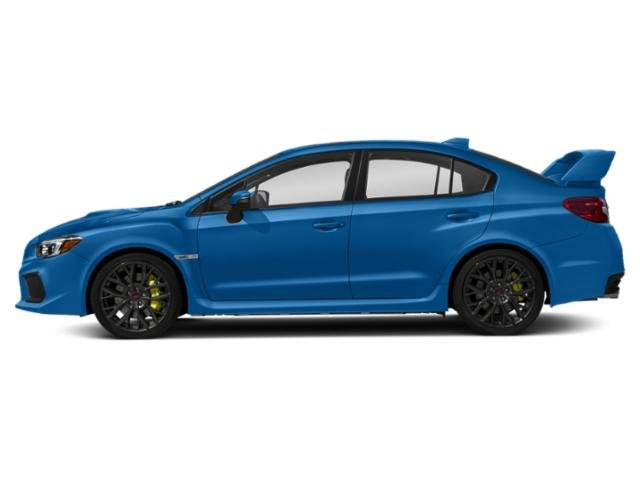 WR Blue Pearl 2019 Subaru WRX Pictures WRX STI Limited Manual w/Wing Spoiler photos side view