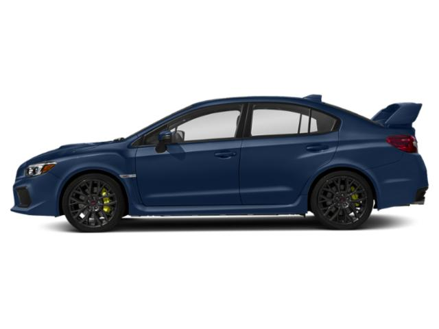 Lapis Blue Pearl 2019 Subaru WRX Pictures WRX STI Limited Manual w/Wing Spoiler photos side view