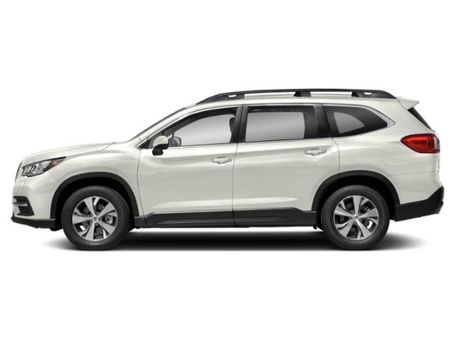 Crystal White Pearl 2019 Subaru Ascent Pictures Ascent 2.4T 8-Passenger photos side view