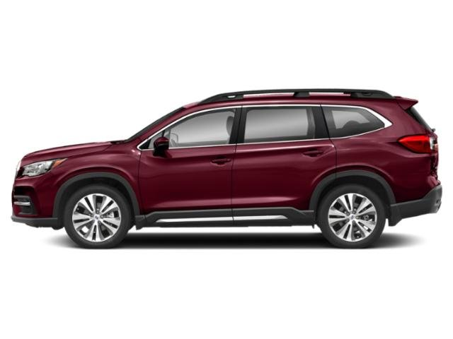 Crimson Red Pearl 2019 Subaru Ascent Pictures Ascent 2.4T Limited 7-Passenger photos side view