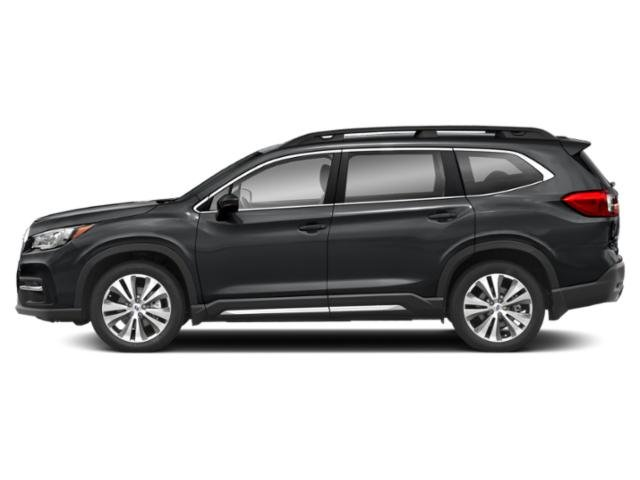 Magnetite Gray Metallic 2019 Subaru Ascent Pictures Ascent 2.4T Limited 7-Passenger photos side view