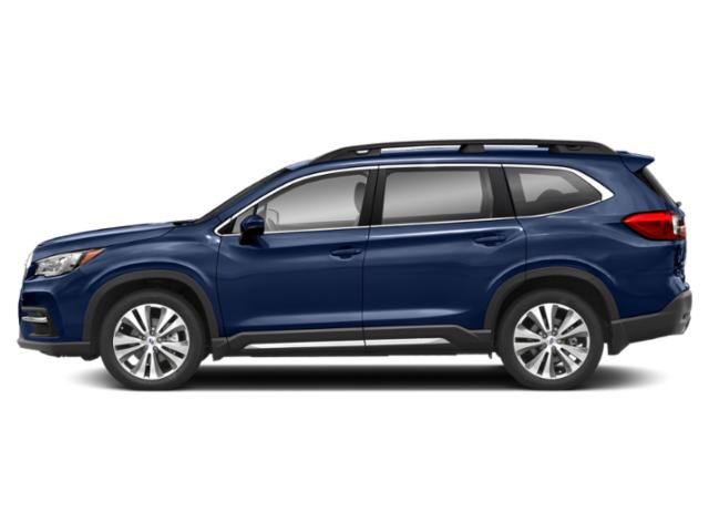 Abyss Blue Pearl 2019 Subaru Ascent Pictures Ascent 2.4T Limited 7-Passenger photos side view