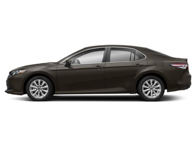 Brownstone 2019 Toyota Camry Pictures Camry LE Auto photos side view