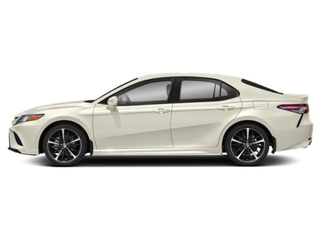 Wind Chill Pearl 2019 Toyota Camry Pictures Camry XSE Auto photos side view