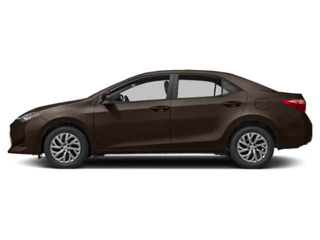Falcon Gray Metallic 2019 Toyota Corolla Pictures Corolla LE Eco CVT photos side view