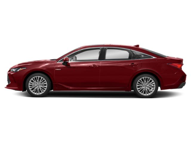 Ruby Flare Pearl 2019 Toyota Avalon Pictures Avalon Hybrid Limited photos side view