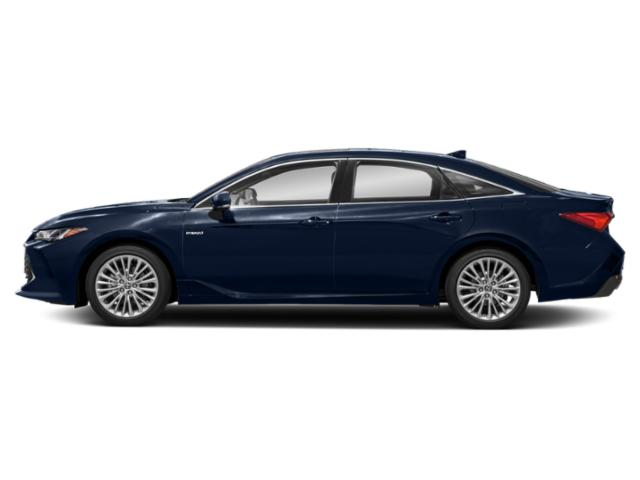 Parisian Night Pearl 2019 Toyota Avalon Pictures Avalon Hybrid Limited photos side view