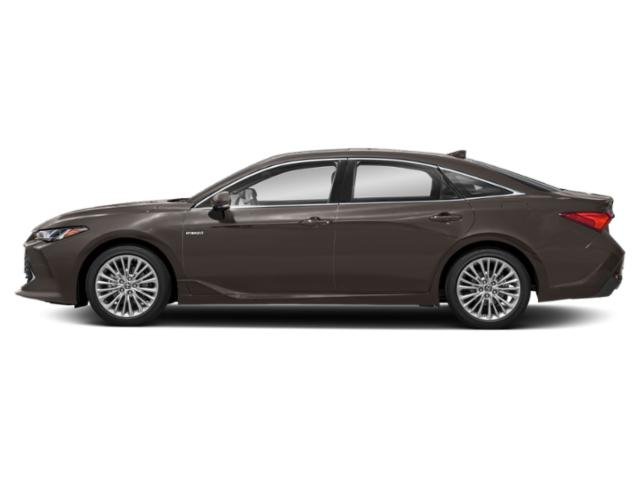 Brownstone 2019 Toyota Avalon Pictures Avalon Hybrid Limited photos side view
