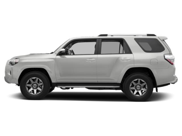 Classic Silver Metallic 2019 Toyota 4Runner Pictures 4Runner TRD Off Road 4WD photos side view