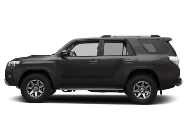 Magnetic Gray Metallic 2019 Toyota 4Runner Pictures 4Runner TRD Off Road 4WD photos side view