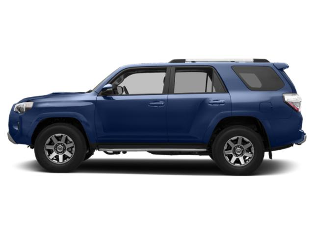 Nautical Blue Metallic 2019 Toyota 4Runner Pictures 4Runner TRD Off Road 4WD photos side view