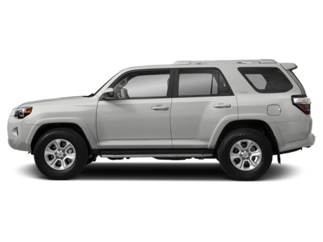 Classic Silver Metallic 2019 Toyota 4Runner Pictures 4Runner SR5 2WD photos side view